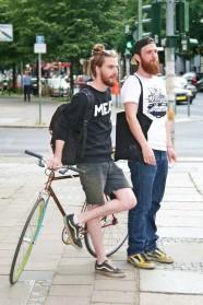Tim und Thomas, Berlin-Mitte