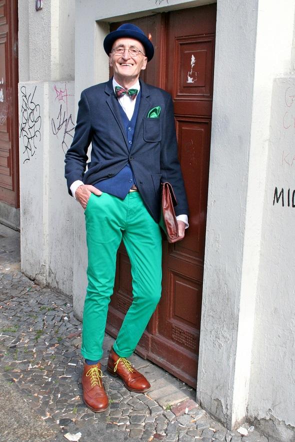 Berlin Fashion Street Style