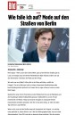 BILD-Zeitung zu schickaa.com und Björn Akstinat