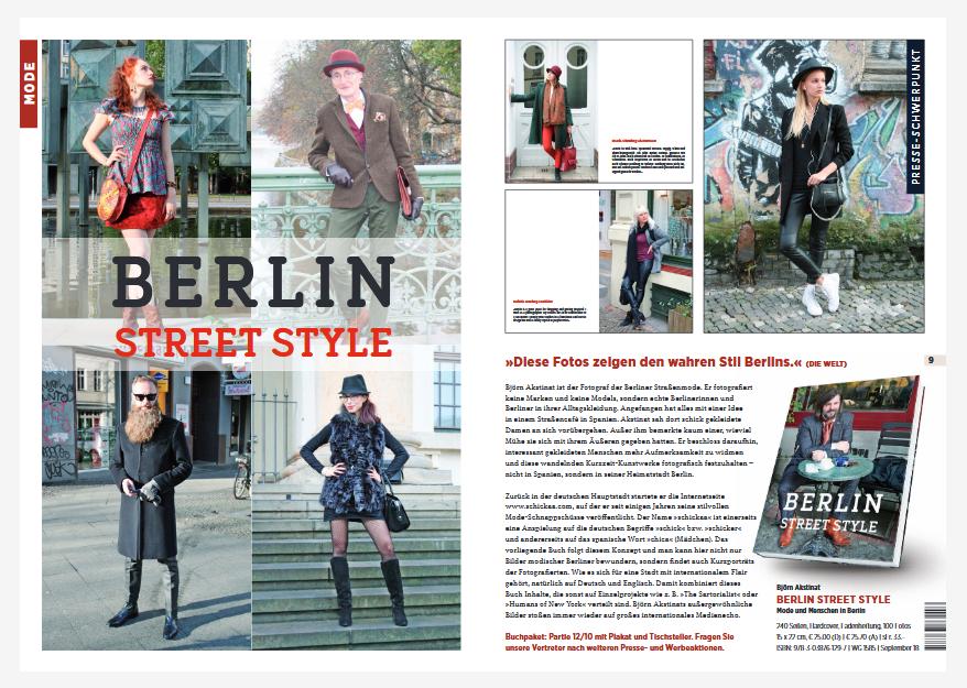 schickaa-Berlin Street Style Björn Akstinat MIDAS-Verlag